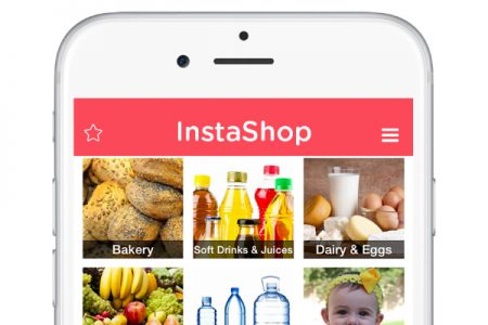 InstaShop-Categories